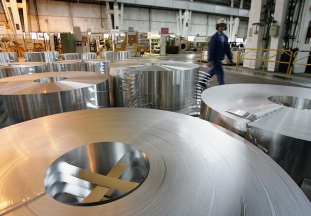 Indústria: mais confiante (Foto: Getty Images)