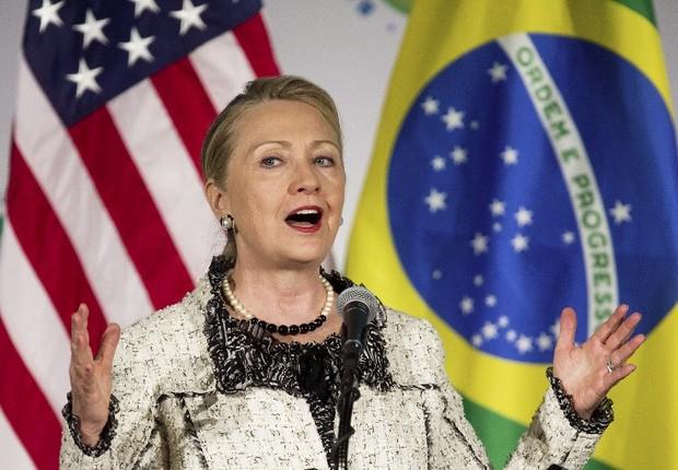 Hillary Clinton (Foto: AFP)