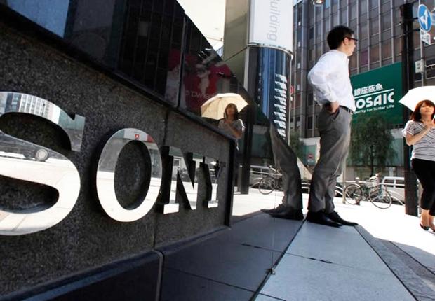Sony está tentando se reerguer