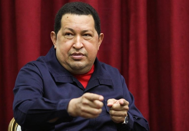 Hugo Chávez (Foto: EFE)