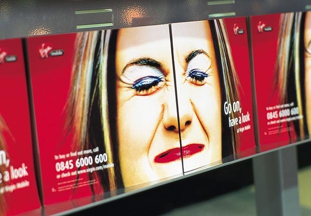 A Virgin é uma das maiores operadoras de telefonia celular no Reino Unido (Foto: Reprodução internet)
