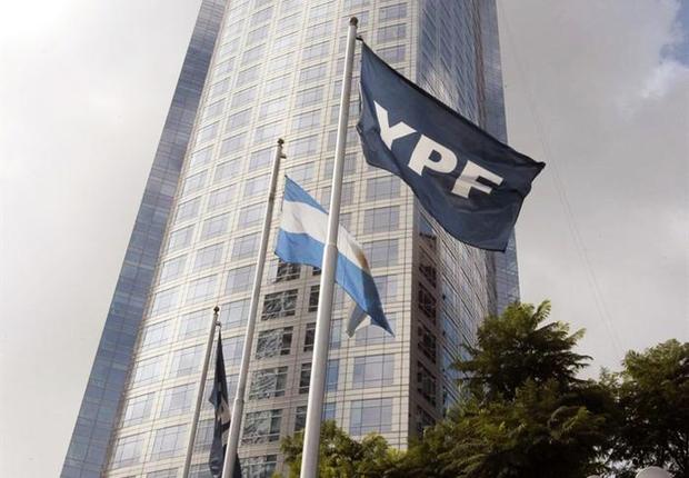 YPF Petróleo (Foto: EFE)