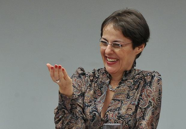 Ana de Holanda , ministra da Cultura (Foto: Antonio Cruz/ABr)