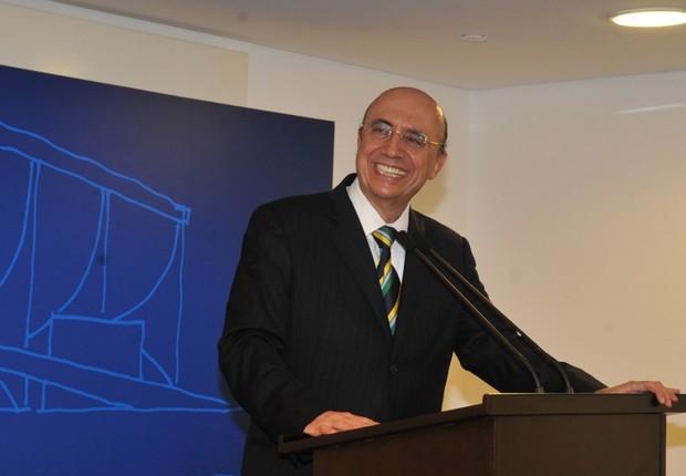 Henrique Meirelles (Foto: Valter Campanato/ Agência Brasil)