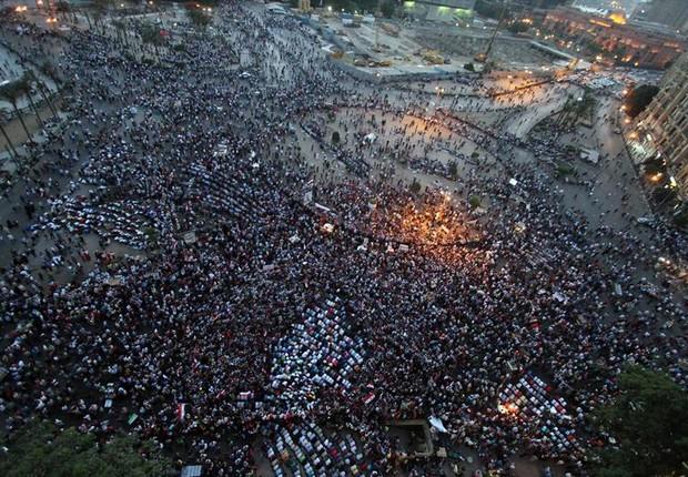 Mubarak (Foto: EFE)