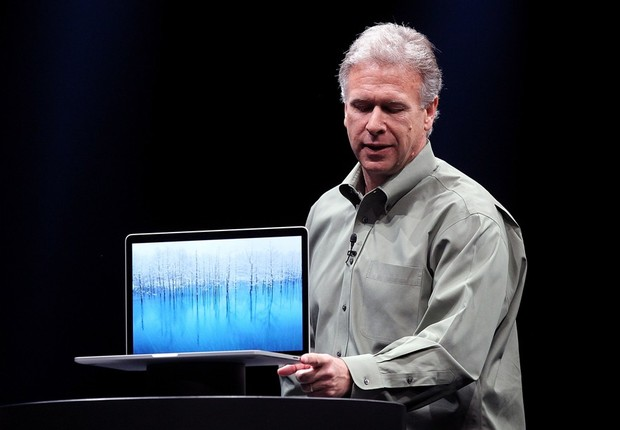 Novo MacBook (Foto: Getty Images)