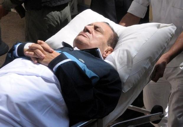 Hosni Mubarak (Foto: EFE)