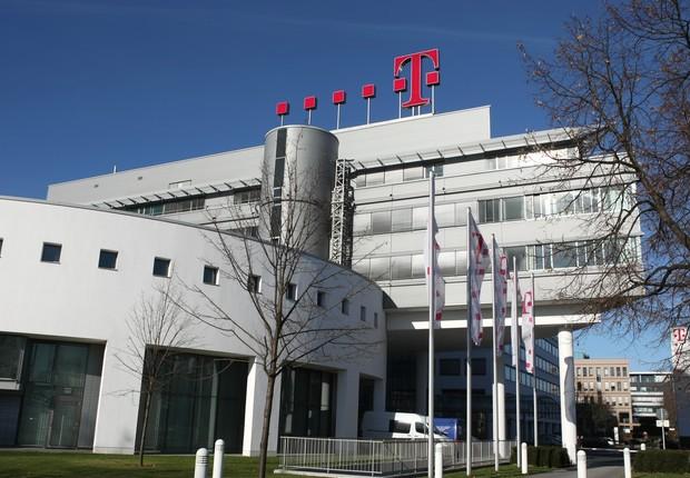 Sede da Deutsch Telekom, na Alemanha (Foto: Divulgação)