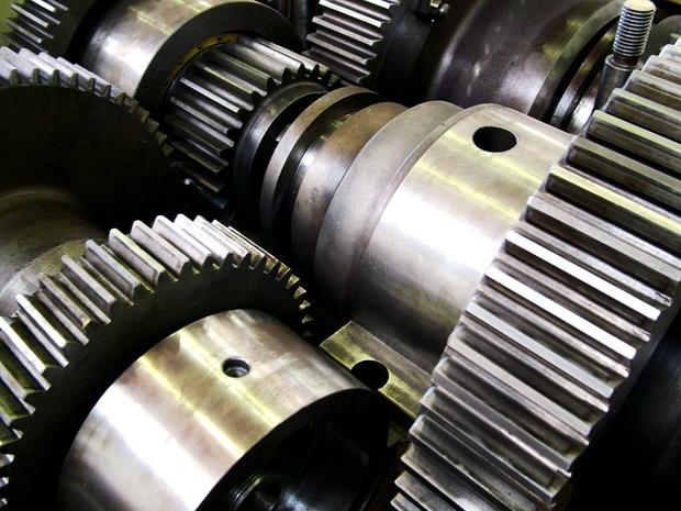 Indústria: o setor faturou R$ 12,1 bilhões no primeiro bimestre (Foto: Shutterstock)