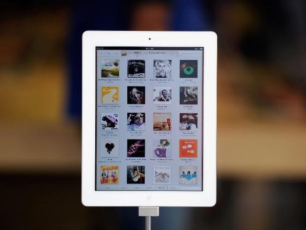 iPad 3 Novo iPad (Foto: AFP Photos)