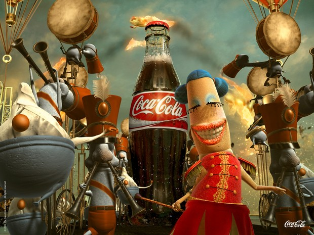 Coca-cola (Foto: Divulgação)