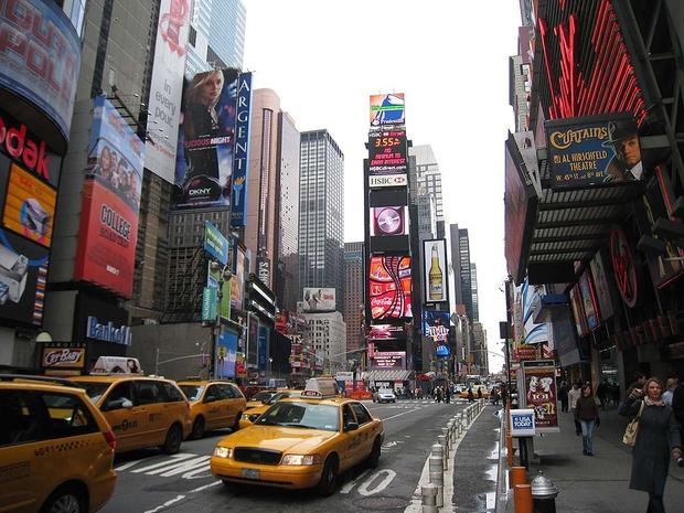 Famosos NY é cidade com maior competitividade do mundo; SP fica em 62º  KH38