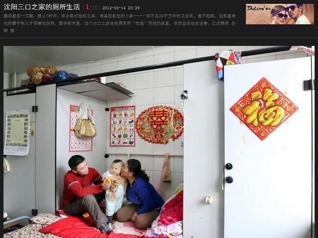 A casa tem apenas 20 metros quadrados (Foto: Reprodução/News163)