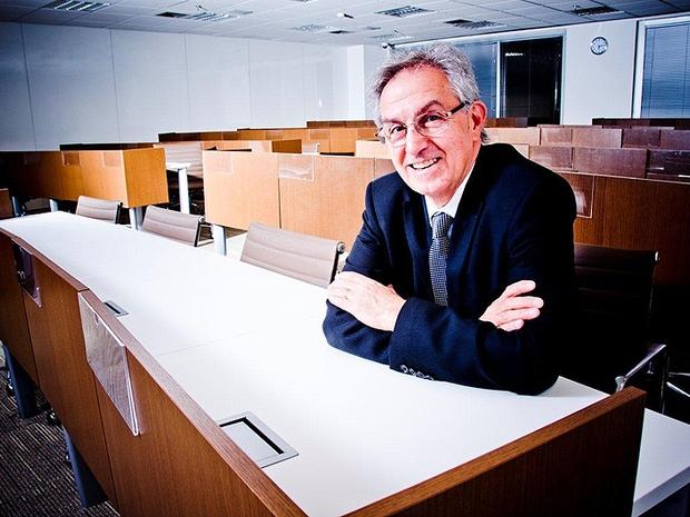 """James Champy, o autor de """"Reengenharia de empresas"""": """"Sempre achei que o Brasil seria bem sucedido"""" (Foto: Jonas Tucci)"""
