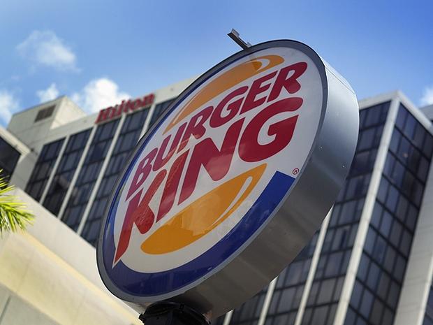 Letreiro do Burger King em frente a uma das lojas da rede: oferta pública (Foto: Getty Images)