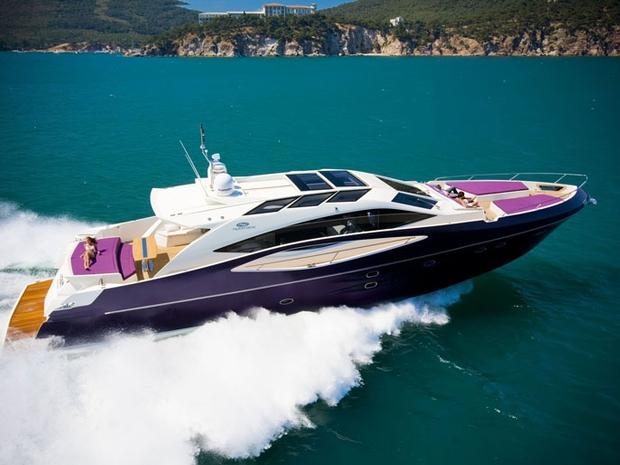 Numarine 78HT: quatro cabines e muito luxo a bordo (Foto: Divulgação)