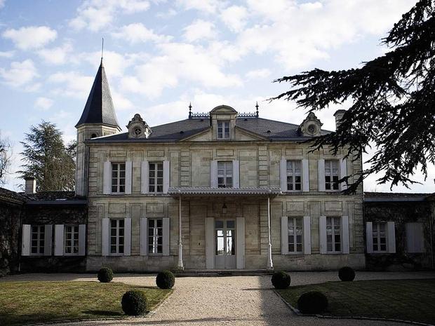 Château Cheval Blanc, localizado em Saint Émilion, em Bordeaux: safras históricas (Foto: Divulgação)