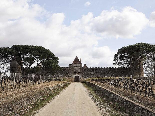 Château Yquem, que produz Sauternes, na região de Gironde no sul de Bordeaux: vinho de qualidades excepcionais (Foto: Divulgação)