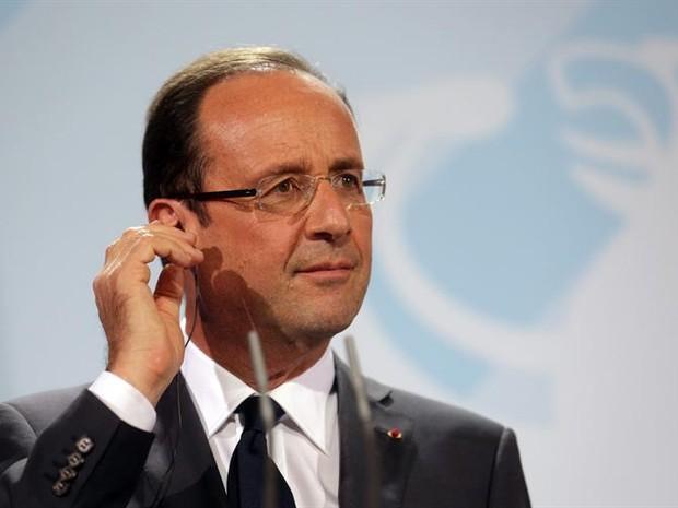 François Hollande (Foto: EFE)