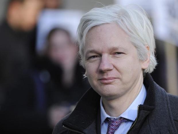 Julian Assange (Foto: EFE)