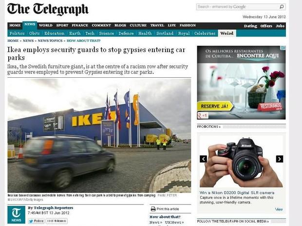 Ikea (Foto: Internet / Reprodução)