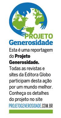 Projeto Generosidade (Foto: reprodução)