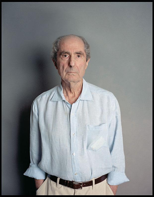 CONSAGRADO O autor Philip Roth em Nova York, em 2010. Após 52 anos de carreira, ele continua um favorito na lista dos cotados para  o Nobel de Literatura (Foto: Steve Pyke/ContourPhotos/Getty Images)