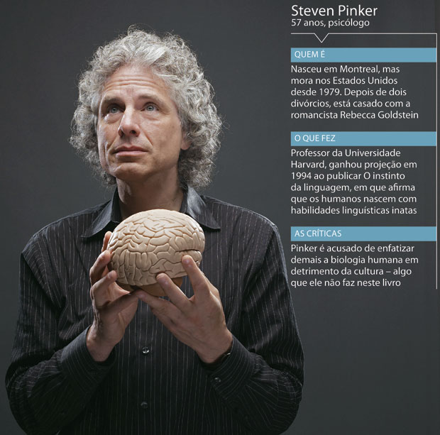 Steven Pinker (Foto: Suki Dhanda/Camera Press/Other Images )