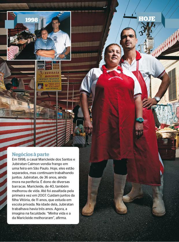 Negócios à parte (Foto: Paula Prandini/ÉPOCA e Filipe Redondo/ÉPOCA)