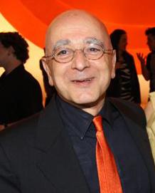 Leon Cakoff fundou a Mostra Internacional de Cinema de São Paulo há 35 anos, e morreu nesta sexta (14) de câncer (Foto: Wikipedia)