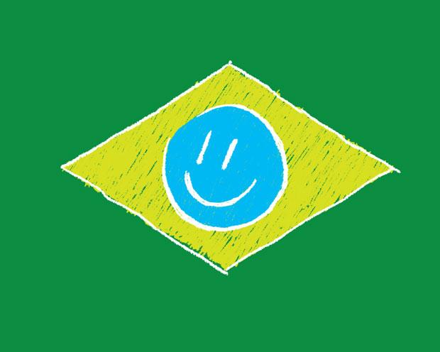 Bandeira Época (Foto: reprodução)