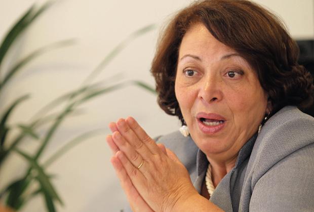 ELA DECIDE A ministra de Relações Institucionais, Ideli Salvati. Cabe a ela regular o conta-gotas das nomeações políticas (Foto: Wilson Pedrosa/AE)