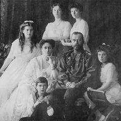 Família Romanov (Foto: Buyenlarge/Getty Images)