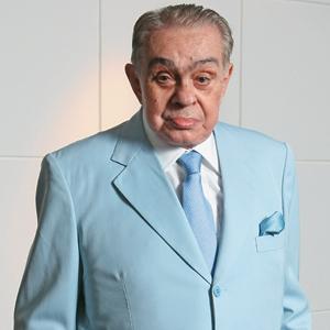 O humorista Chico Anysio (Foto: Arquivo /Revista Época)