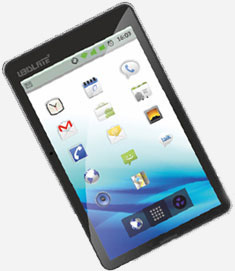 O Akash vai custar no máximo US$ 60 na Índia – mais barato que qualquer smartphone (Foto: Reprodução)