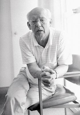 DUPLA MILITÂNCIA O comunista Alvaro Bandarra, numa foto de 1984. Ele foi integrante da cúpula do PCB e, segundo os documentos, trabalhou para a repressão da ditadura (Foto: Arquivo Ag. O Globo)