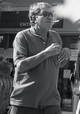Manoel Antonio Rodrigues (Foto: Arquivo Ag. O Globo)