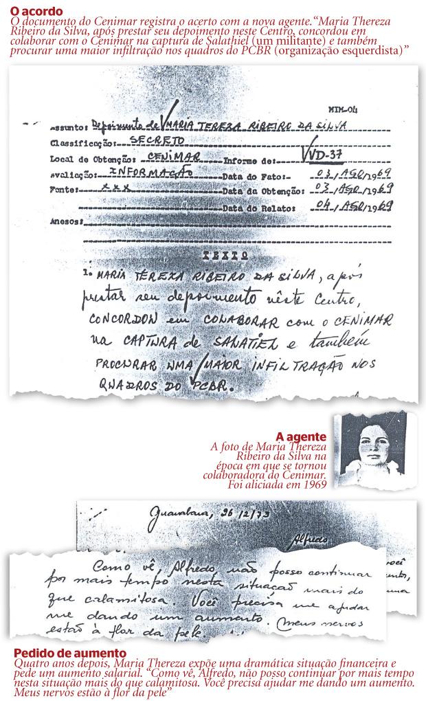Maria Thereza Ribeiro (Foto: reprodução)