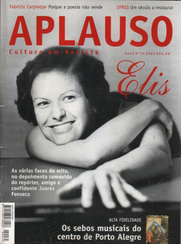 Elis revista Aplauso (Foto: Reprodução)
