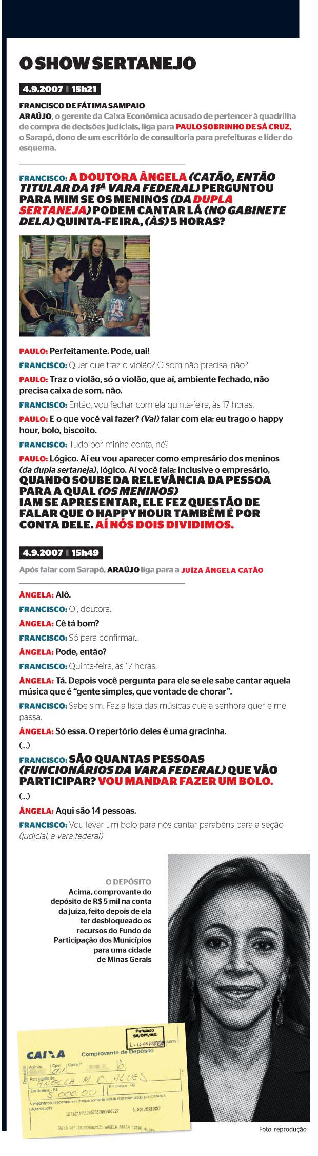 O show sertanejo (Foto: revista ÉPOCA/Reprodução)