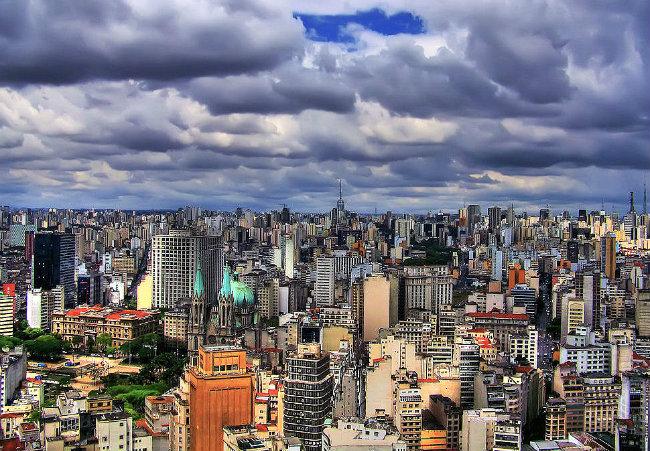 São Paulo (Foto: Reprodução / Internet)