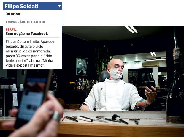 Filipe Soldati (Foto: Isadora Brant/ÉPOCA )
