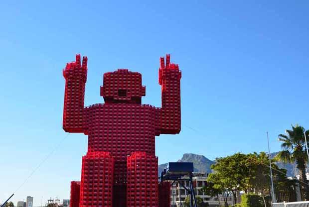 Gigante Coca-Cola 02 (Foto: Foto: reprodução)
