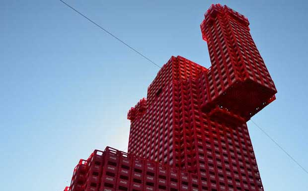 Gigante Coca-Cola 03 (Foto: Foto: reprodução)