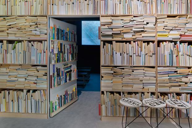 Selfridges Library (Foto: Andrew Meredith)