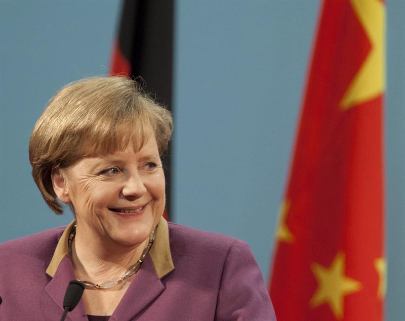 Angela Merkel (Foto: EFE)