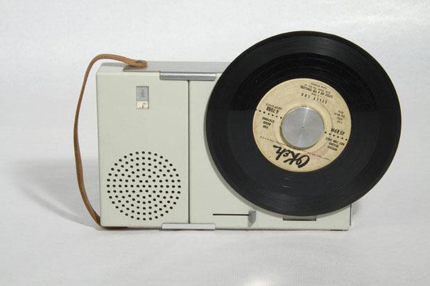 Braun KM2, multiprocessador. Design de Richard Fischer and Dieter Rams, 1965 (coleção Alfaro Hofmann) (Foto: divulgação)