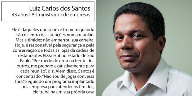 Luiz Carlos dos Santos (Foto: Filipe Redondo/ÉPOCA)
