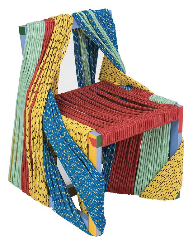 Cadeira Africa, 2006, de Rodrigo Almeida (Foto: divulgação)