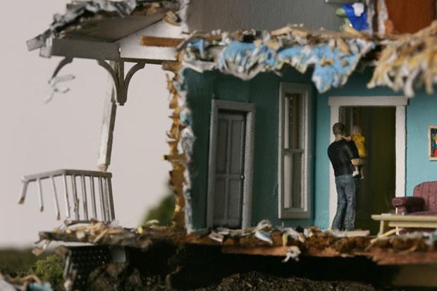 miniaturas_catastrofe (Foto: divulgação)